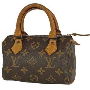 ✨EXTREMELY RARE✨ Vintage Mini Speedy Louis Vuitton